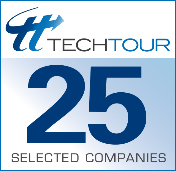 TechTour accreditation 25 selected companies