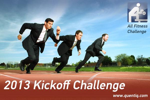 2013 Kick off Challenge QUENTIQ