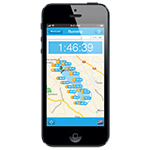 iPhone dacadoo tracker