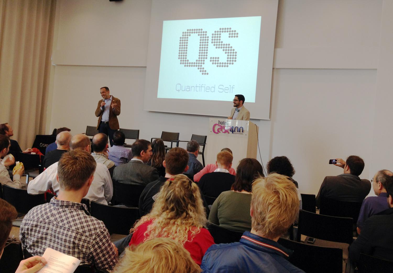 QuantifiedSelf 2013 Amsterdam