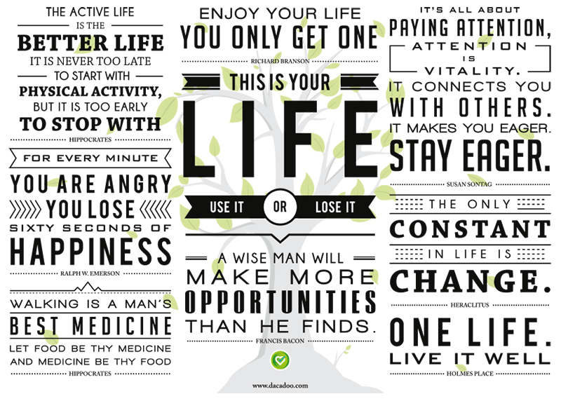 THIS IS YOUR LIFE DACADOO