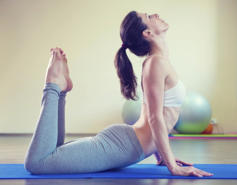 10 ways yoga can improve your health - Image Credit: Thinkstock
