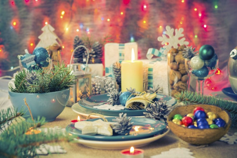 5 ways to stay healthy over Christmas - Image Credit: Thinkstock