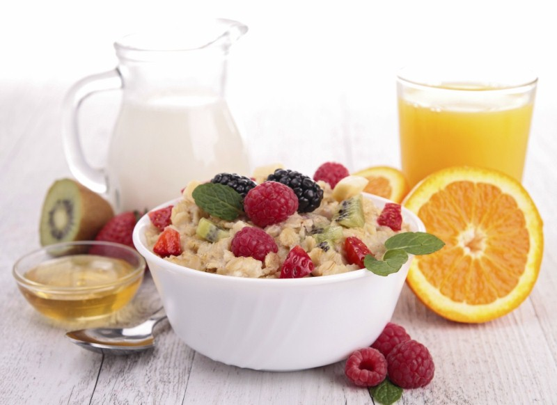 Healthy recipes: Porridge (Thinkstock)