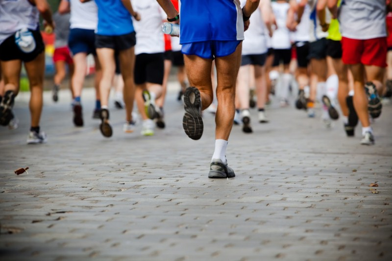 What to eat before and after a marathon (Thinkstock)