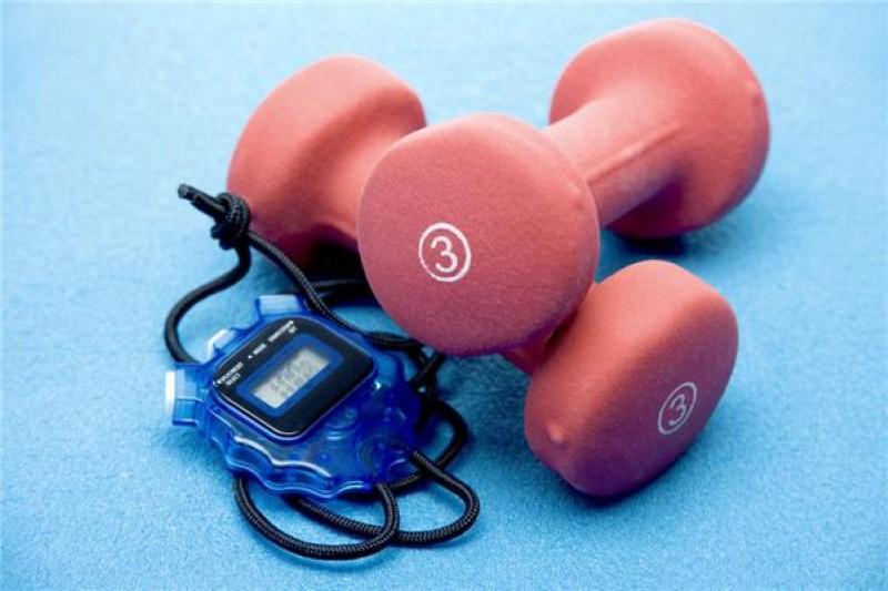 Indoor workout tips (Liquid Library)