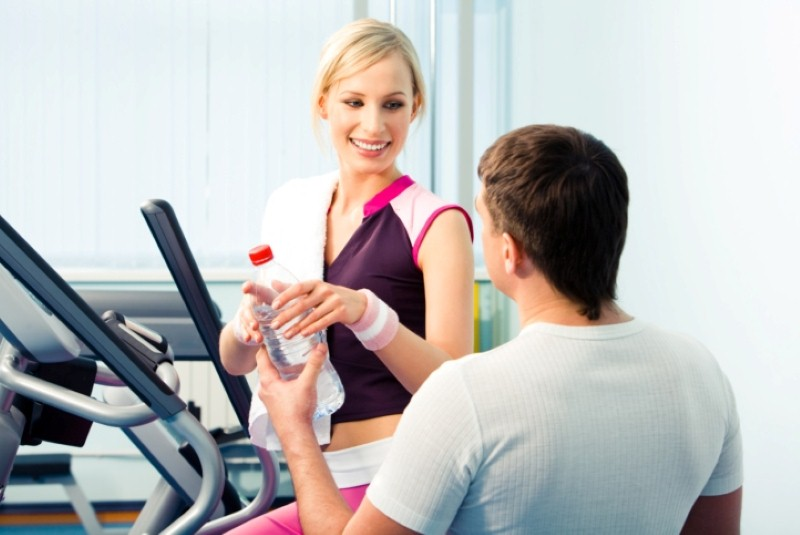A guide to gym etiquette (Thinkstock)