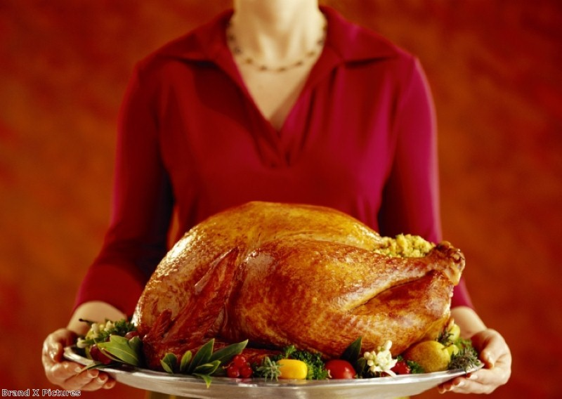 How to make your Christmas dinner healthy