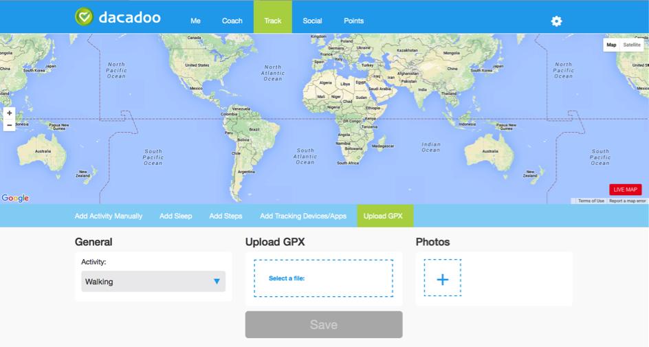 GPX dacadoo WEB screenshot 2015