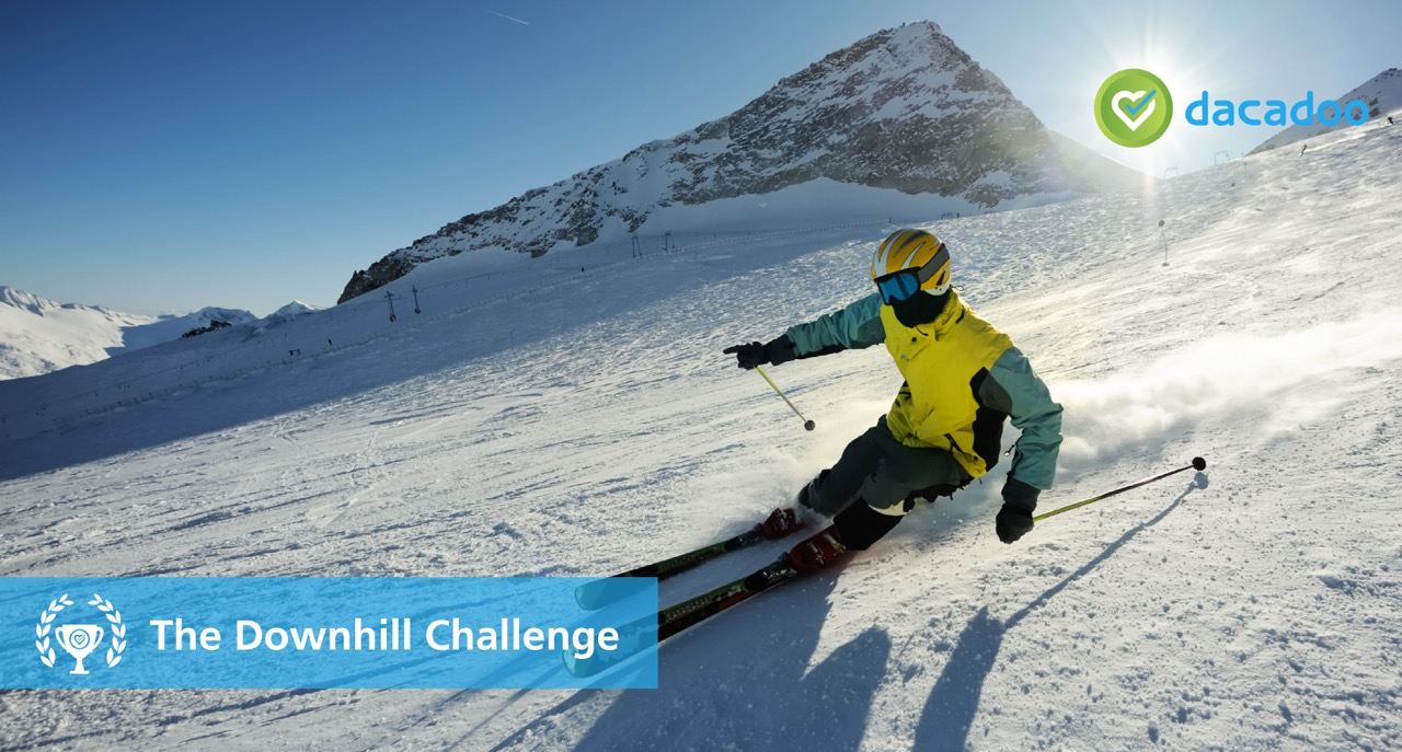 The downhill challenge
