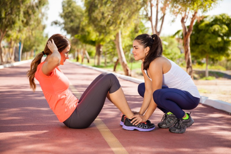 How to motivate your best friend to exercise (iStock)