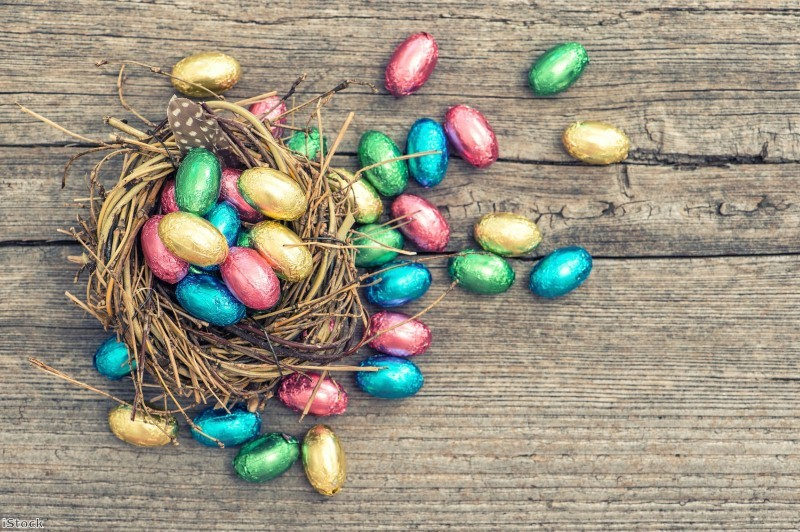 Swap your usual treats for something healthier this Easter