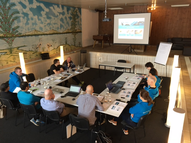 dacadoo kick-off meeting