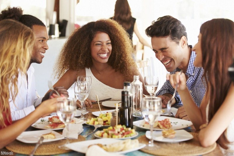 Enjoy eating out without being unhealthy