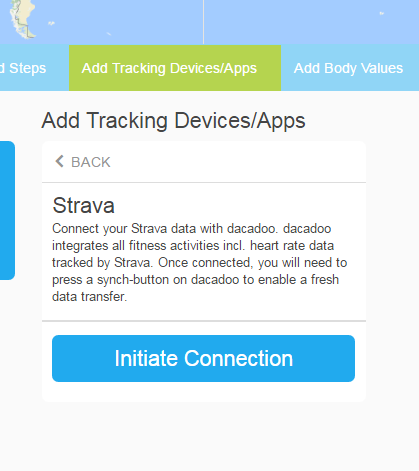 Strava-initialize-connection