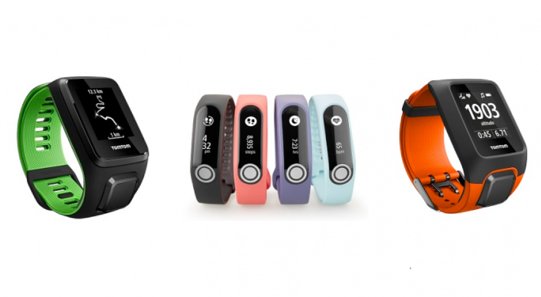 Image: TomTom Wearable Devices connect to dacadoo